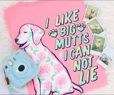 a1aa02a7f02cb I like big mutts and i cannot lie Simply Southern T Shirts