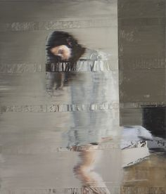 Andy Denzler's glitch art Glitch Art, Illustration, Contemporary Paintings, Figure Painting, Figurative Art, All Art, Collage Art, Art Photography, Modern Art