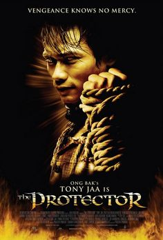 The Protector...I love love love this film. OMG the martial arts blew my mind! You must see this if you are a MA movie buff. You must!!!!