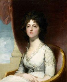 Marianne Ashley Walker, Gilbert Stuart