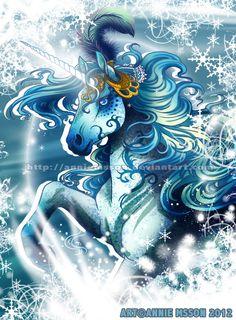 Winter Frost by *AnnieMsson on deviantART