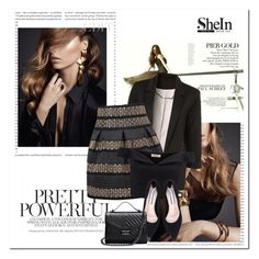 """""""SheIn 6/IX"""" by emina-095 ❤ liked on Polyvore featuring Oris, Lipsy and shein"""