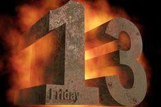 Para muitos, a sexta-feira 13 é considerada um dia de azar / Shutterstock