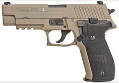 Sig P226 MK25 Desert 9mm, Flat Dark Earth Coating, Navy SEAL Marked, 15rd