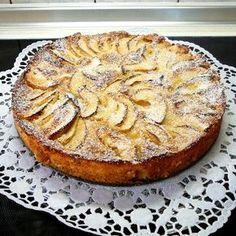 Der beste Apfelkuchen in meinem ganzen Back-Universum The best apple pie in my whole baking universe Apple Recipes, Sweet Recipes, Baking Recipes, Cake Recipes, Dessert Recipes, Bread Recipes, Food Cakes, Cupcake Cakes, Coconut Dessert