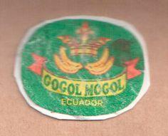 fruit sticker #ecuador #gogolmogol
