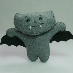 Bat Plush - vampire bat by TheHunnyBunnyCompany, $22.00 USD