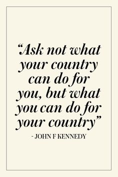 Best JFK Quotes Of All Time John F. Kennedy's most legendary and memorable quotes.John F. Kennedy's most legendary and memorable quotes. Jfk Quotes, Kennedy Quotes, Quotable Quotes, Exam Quotes, Lyric Quotes, Wisdom Quotes, True Quotes, Great Quotes, Inspirational Quotes