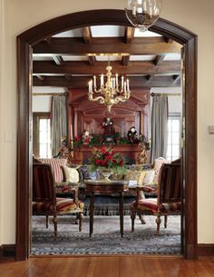 Tudor Revival Interiors tudor style homes | home decor dream | home decorating in the
