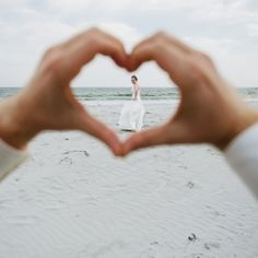 Heart hands of groom - from Bethany & Dan Photography