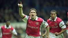 20. MARTIN KEOWN | 1984-86, 1993-2004 | The aggressive central defender was initially allowed to leave by George Graham 1986 but it is a sign of his mentality that he returned to the club seven years later and became a key member of Arsene Wenger's most successful Arsenal sides. Led by example with his no-nonsense defending. - Goal.com