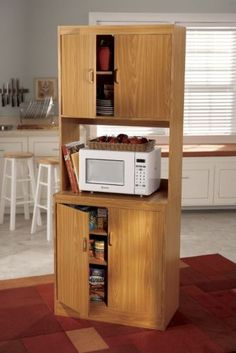1000 Images About Microwave Cabinet Ideas On Pinterest