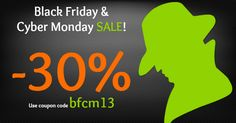 Last chance to buy any VPN package with 30% off! Use discount code: bfcm13 (case sensitive) -->> http://www.ibvpn.com/plans