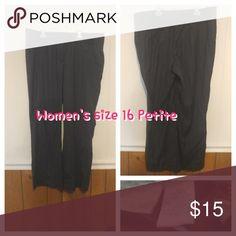 Worthington size 16p pants Excellent condition Pants Trousers