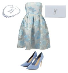 """""""Untitled #493"""" by ioannicoleta99 on Polyvore featuring Miss Selfridge, Yves Saint Laurent, men's fashion and menswear"""