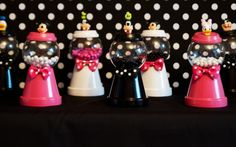 Minnie Mouse 5th Birthday Party