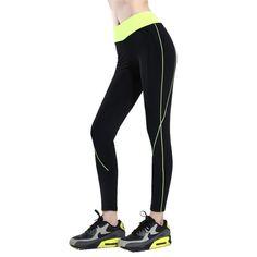 Vertvie Women Yoga Pants High Waisted Skinny Sport Pencil Pants Quick Dry Gym Jogging Running Fitness Leggings Female Tights