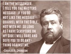 Christian | biblical | CH Spurgeon | biblical | Charles Spurgeon | authority | scripture