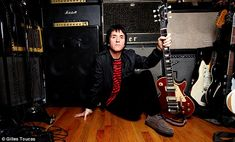 Here's Johnny: Marr on Morrissey, guitars and whether the Smiths will ever reform | Mail Online