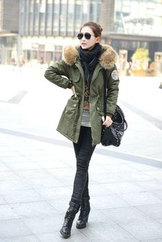 Best Parka Jacket for Women Outfit - Fashionoon Canada Goose Kensington bd57e1845
