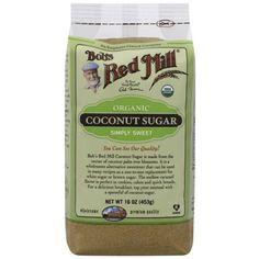 Bob's Red Mill, Organic Coconut Sugar, 16 oz (453 g)