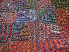 modular knits   Modular knitting...