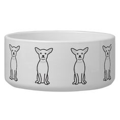 Chihuahua Dog Bowl / How to train a Chihuahua http://tipsfordogs.info/90dogtrainingtips