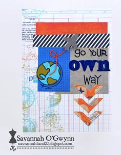 Paper Smooches SPARKS: August 6-12 Trend Watch--card by SPARKS DT Savannah--using the PS Smarty Pants, Get Outta Town, and Buckaroo stamp sets