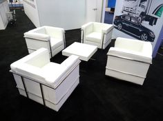 Casual conference area seating Trade Show, Conference, Casual, Casual Clothes