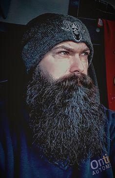 Find Your True North! Moustache, Beard No Mustache, Badass Beard, Epic Beard, Grey Beards, Long Beards, Long Beard Styles, Hair And Beard Styles, Beard Gift Set