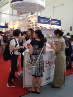 Beijing - Book Expo 8/2014