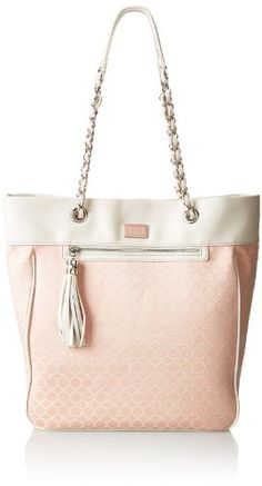 Nine West M9Sate Tote MD-Barley P FB Shoulder Bag $65.99