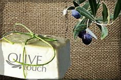 Olive oil soap THE greek. Handmade with traditional recipe. Olive Oil Soap, Natural Soaps, Organic Soap, Greek, Herbs, Traditional, Recipe, Handmade, Hand Made
