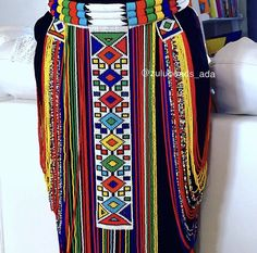 Zulu Traditional Attire, South African Traditional Dresses, Traditional Skirts, Traditional Wedding Dresses, Traditional Outfits, African Evening Dresses, African Fashion Dresses, African Wear, African Attire
