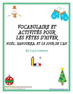 holiday word Incorporate French culture into your classroom by teaching your stu. holiday word Incorporate French culture into your classroom by teaching your students vocabulary an French Christmas, Christmas Hanukkah, Holiday Word Search, French Greetings, Holiday Writing, Holiday Words, Learning A Second Language, Secondary Teacher, French Classroom