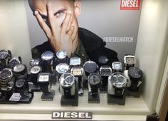 diesel Orologi -shop