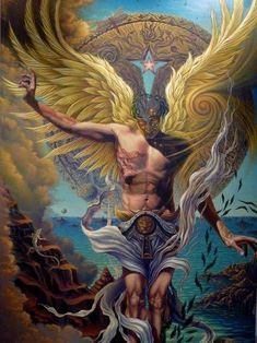 Shared by Find images and videos about lucifer, morning star and arch angel on We Heart It - the app to get lost in what you love. Male Angels, Angels And Demons, Art Tumblr, Satanic Art, Esoteric Art, Saint Esprit, Psy Art, Mystique, Visionary Art