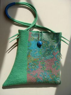Felted Bag | Flickr - Photo Sharing!
