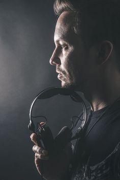 Portrait for DJ Kevin Energy #portrait #portraitphotography #male #headshot #profile #lighting #sidelighting