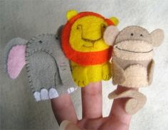 circus21 Babys Bottom Line   Etsy.com Giveaway   Gowheeles Finger Puppets!