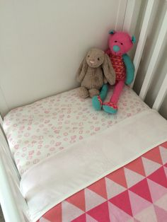 NEW soft cotton cot and bassinet sheets now available. Gorgeous designs from Wilson & Frenchy