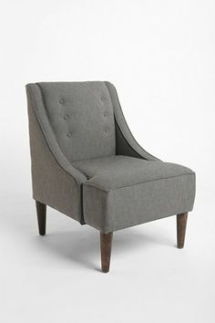 Madeline Chair - Charcoal