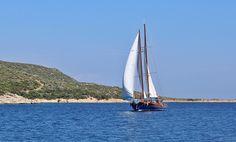 Bodrum Turkey Aegean Sailing