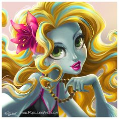 Beautiful Day Lagoona Blue by KelleeArt.deviantart.com on @DeviantArt