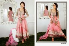 New Party Wear 2015 Indian Fashion Dresses By Mughal (8)
