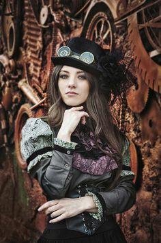 Steampunk. Alexandra by Allsteam.deviantart.com on @DeviantArt #coupon code nicesup123 gets 25% off at Provestra.com