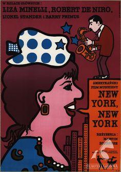 Jan Mlodozeniec, New York New York, 1978