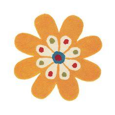 Charlton Home Bradwood Beige Flower Area Rug & Reviews | Wayfair