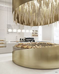 Retail Interior Design, Bar Interior, Interior Trim, Lounge Design, Cafe Design, Store Design, Commercial Design, Commercial Interiors, Restaurants