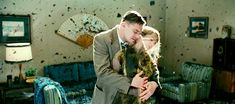 Leonardo DiCaprio stars as Teddy Daniels and Michelle Williams stars as Dolores Chanal in Paramount Pictures' Shutter Island - Movie still no 1 Shutter Island, Martin Scorsese, Top Movies, Great Movies, Movie List, Movie Tv, Dr Caligari, Gangs Of New York, Island Pictures